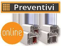 Preventivi Finestre in Pvc Roma